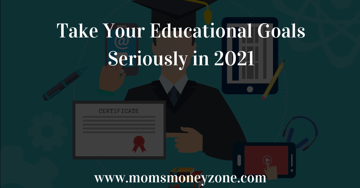 set your education personal goals for 2021