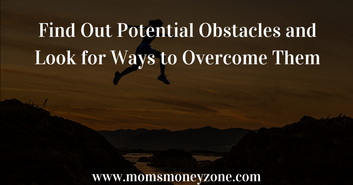 do away with the obstacles that could affect your personal goals for 2021